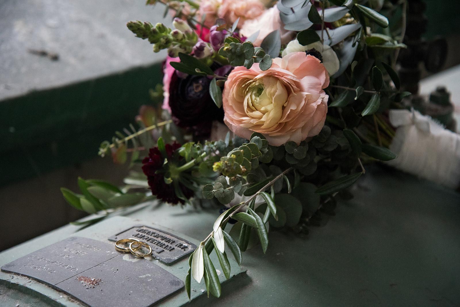 Bruiloft Leven Liefde Geluk _ detail